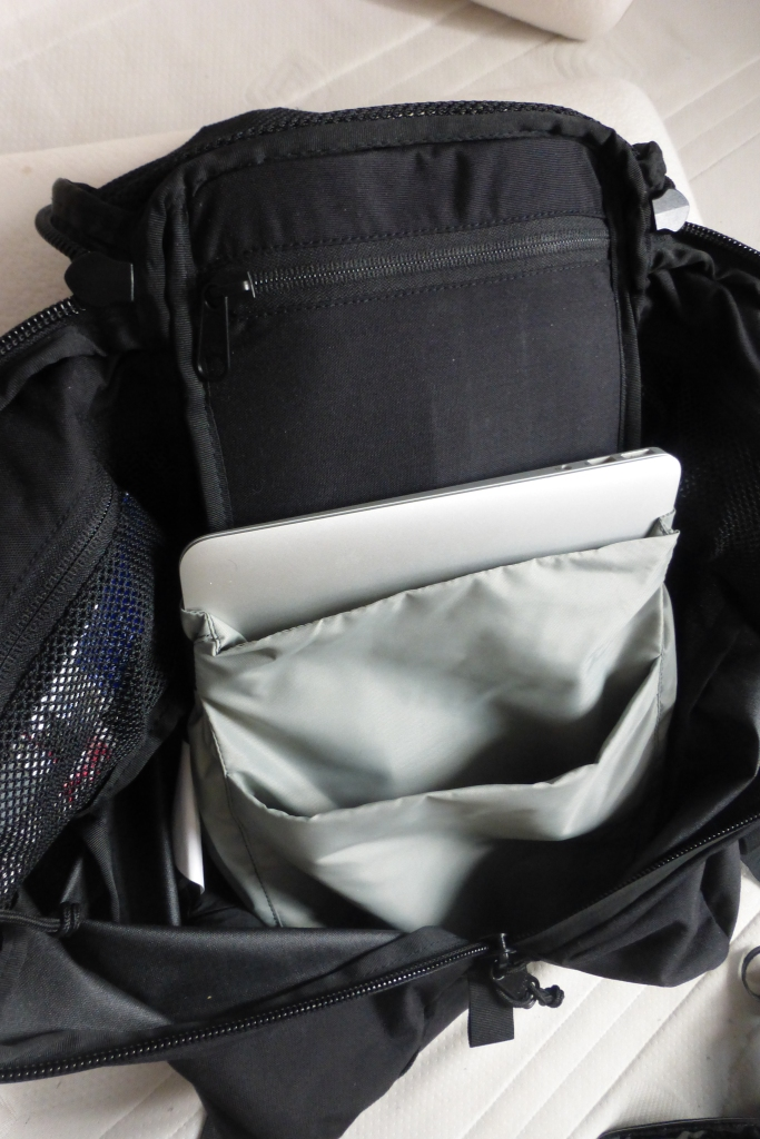 Mystery Ranch Urban Assault review laptop compartment