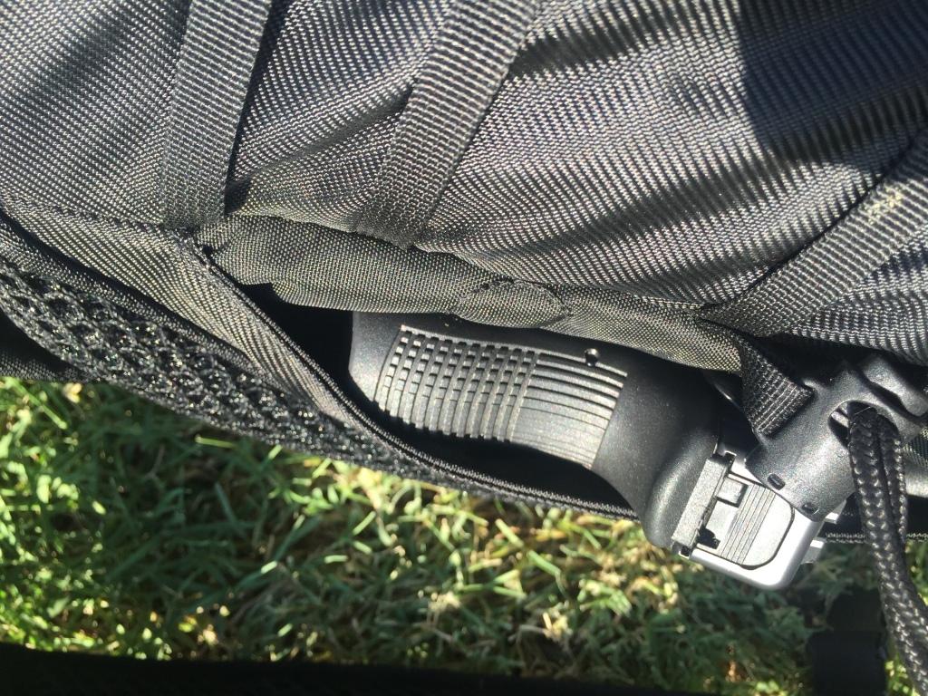 Eberlestock Little Trick Review Glock 26
