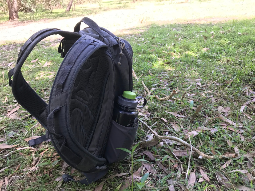 Vertx EDC Ready Pack Review Nalgene Pocket