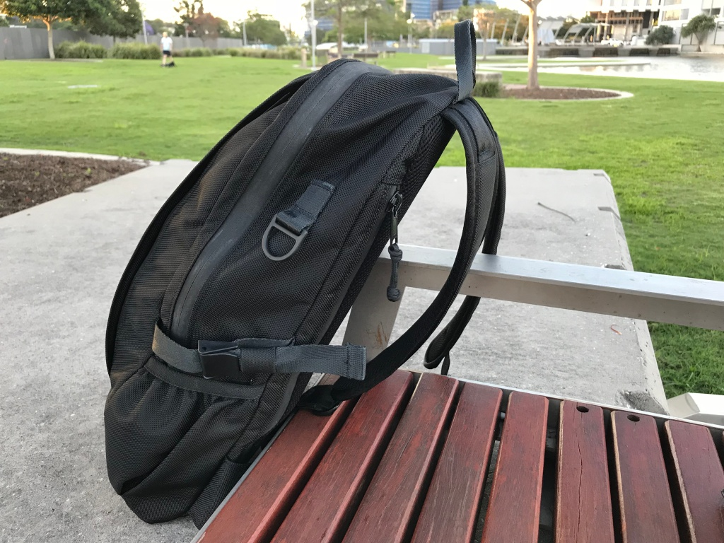 Arktype Dashpack Review Side View