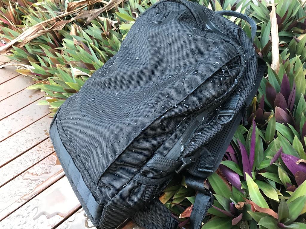Arktype Dashpack Review Waterproof