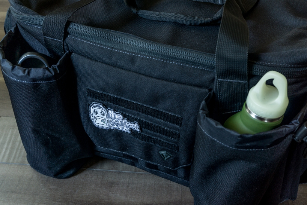 First Tactical Guardian Patrol Bag water bottle shot