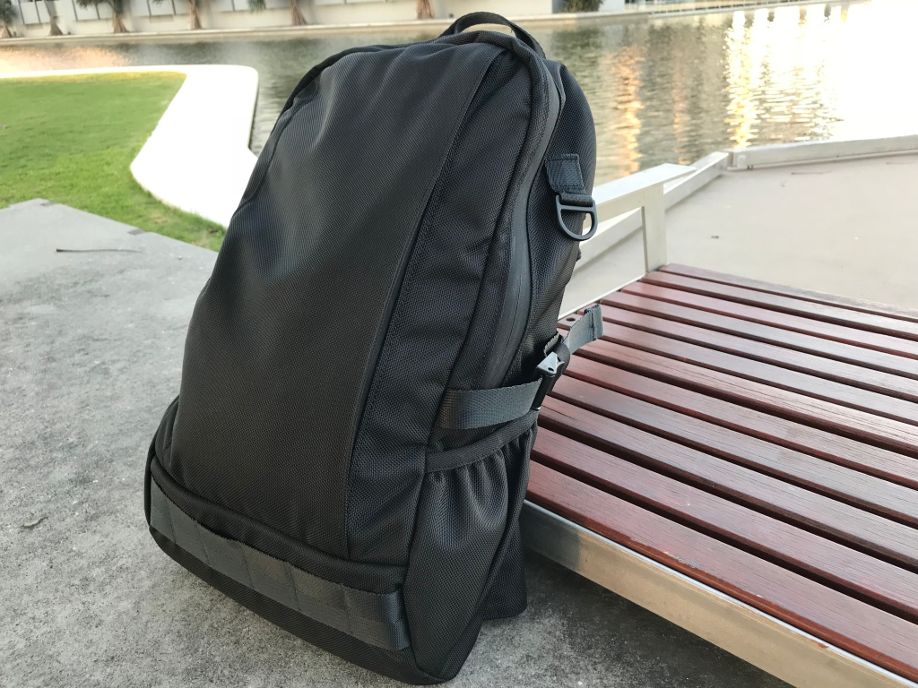 Arktype Dashpack Review Front Side