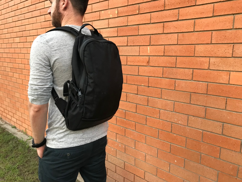 Arktype Dashpack Review Carrying Back