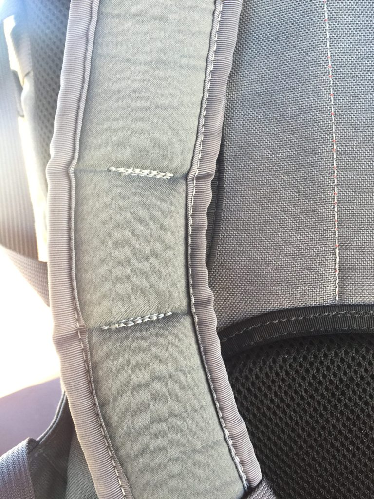 GWA Citadel Review Shoulder Straps
