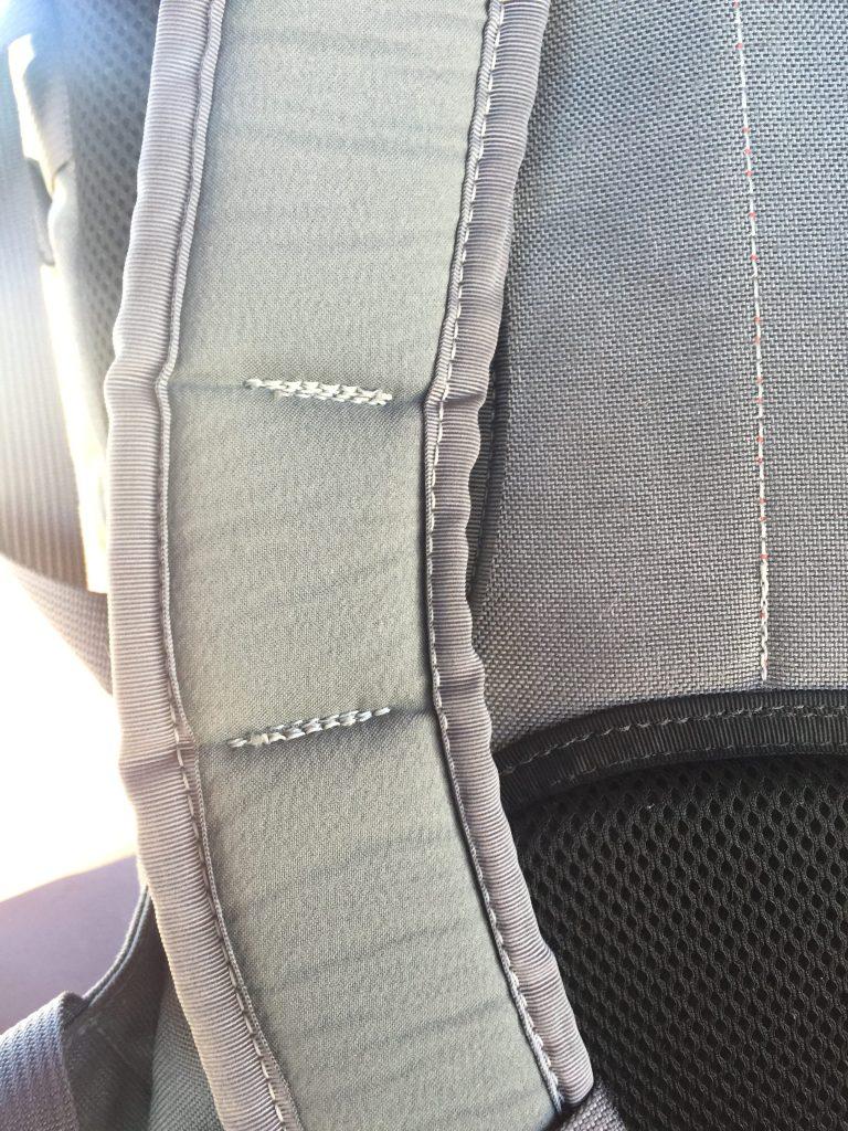 GWA Citadel Review Shoulder Straps