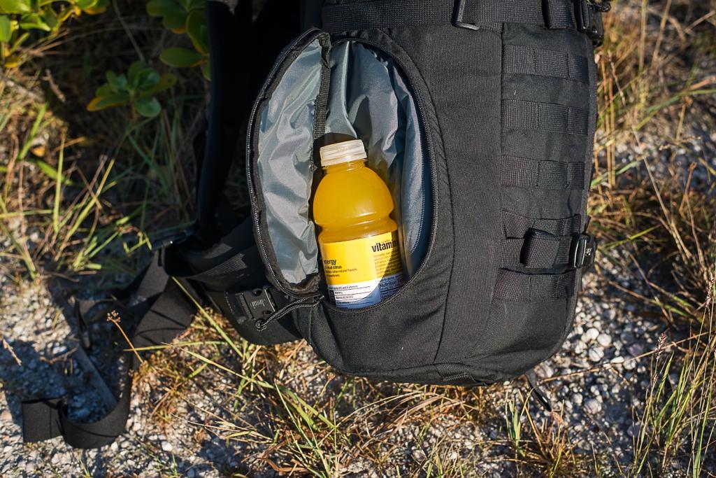Camelbak Trizip Review Bottle Pocket