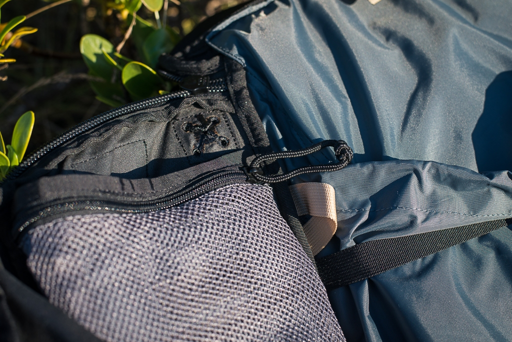 Camelbak Trizip Review Interior