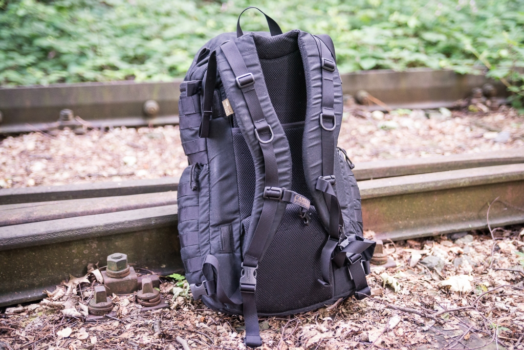 Camelbak Trizip Review Suspension