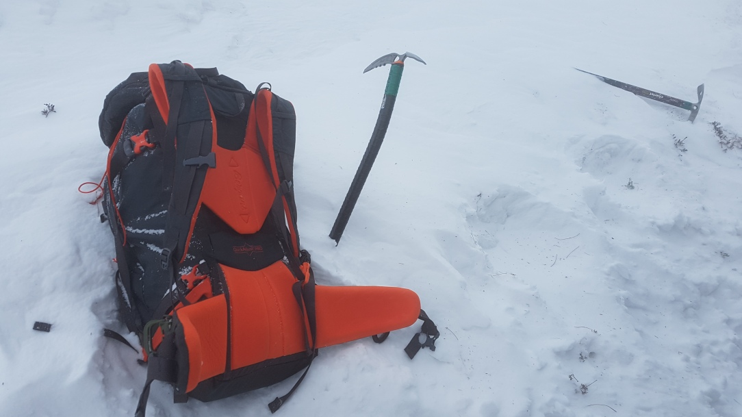 Bergans Helium Pro 40 Backpack harness