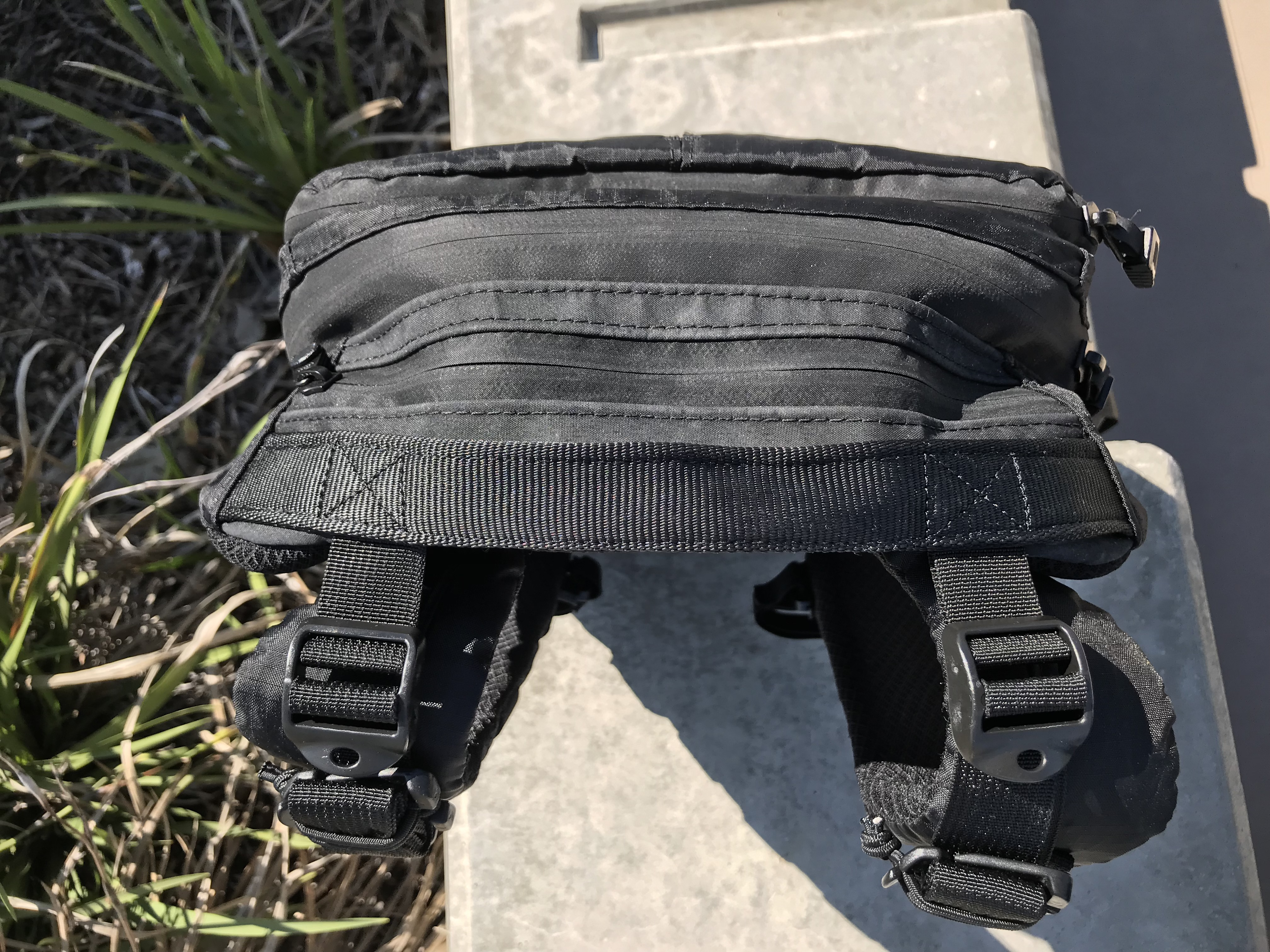 TAD Axiom 18 Review Grab Handle