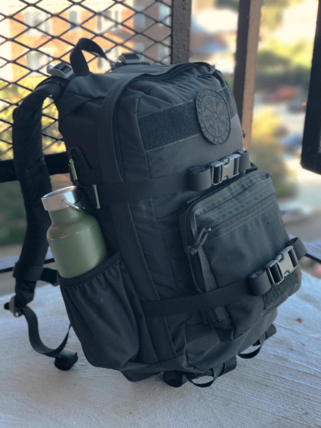 Sabra Gear Solo Backpack Kifaru 1000D Orgnaizer