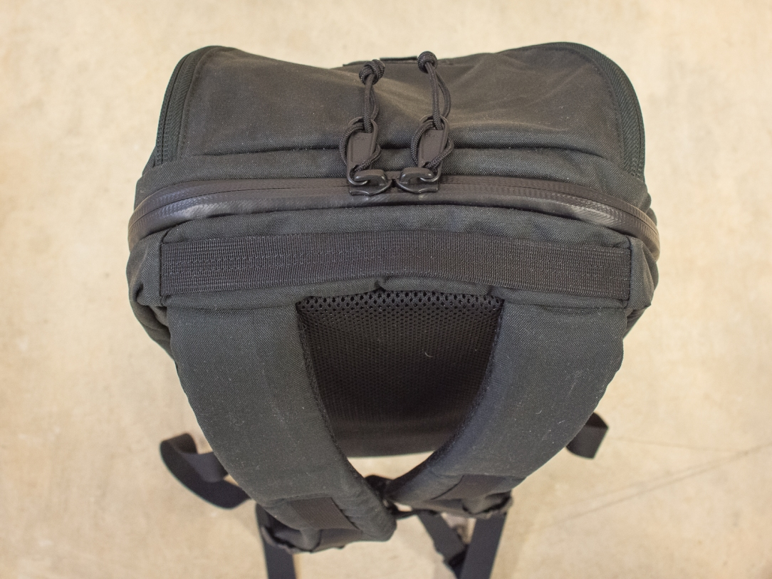 Mystery Ranch Rip Ruck Backpack grab handle