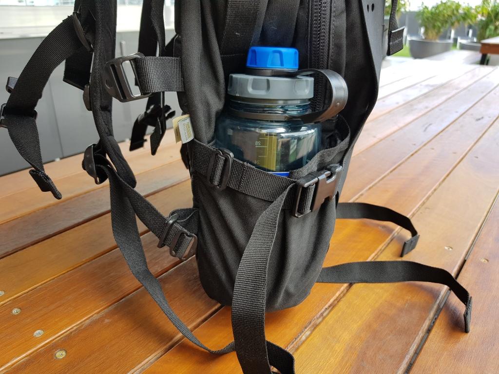 Hill People Gear Aston House Backcountry bottle pockets nalgene 32oz