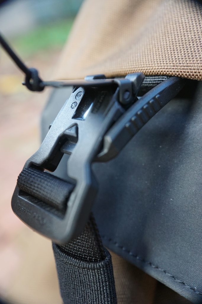 Boundary Supply Prima System review fidlock magnetic buckles exterior