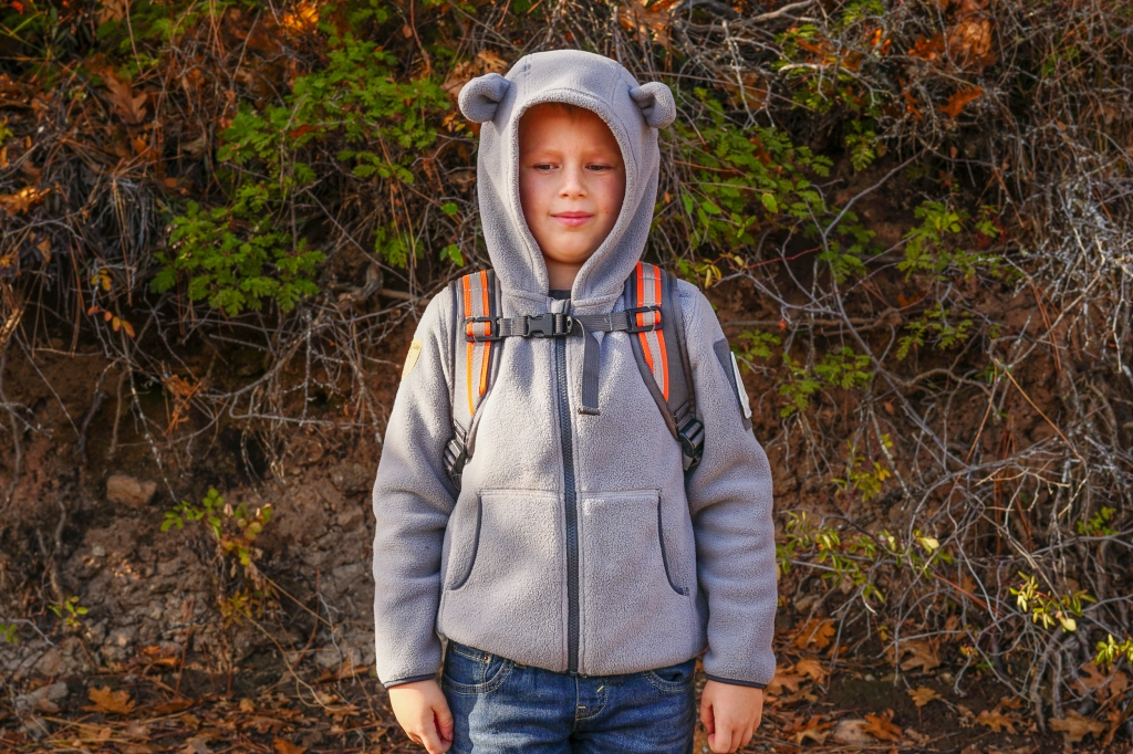 Cub Cubs Cub Ruck on body wolf gray seven year old kids backpack review