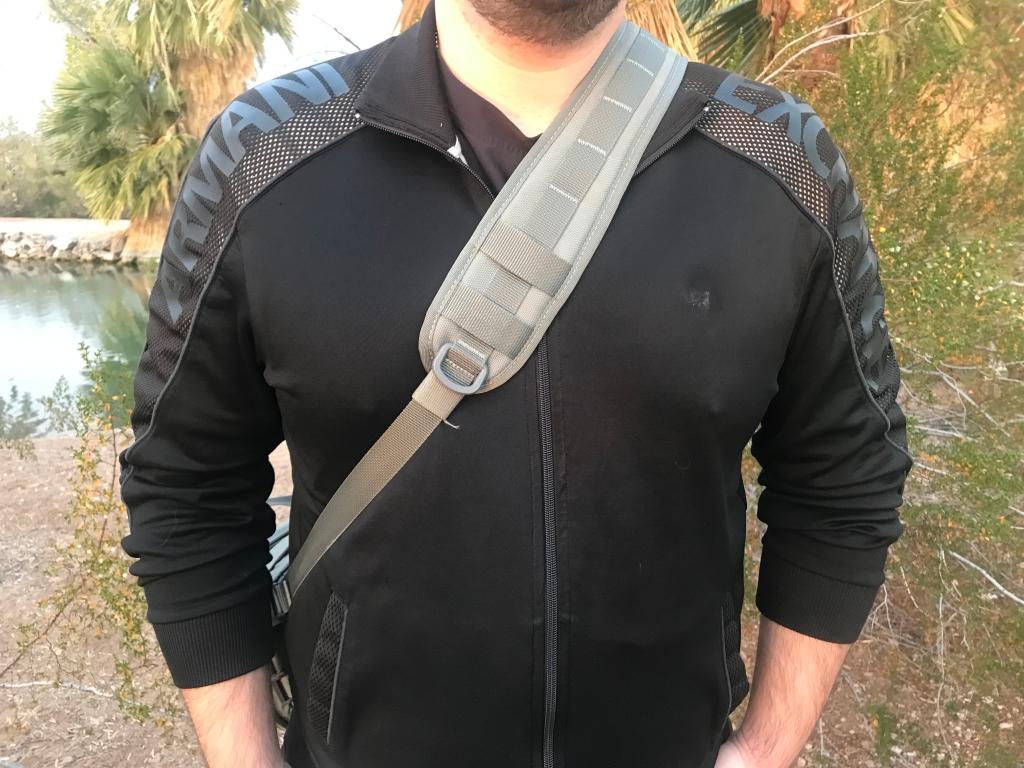 Sarma Custom Made Torba Mini bag review 2018 narrow strap over body
