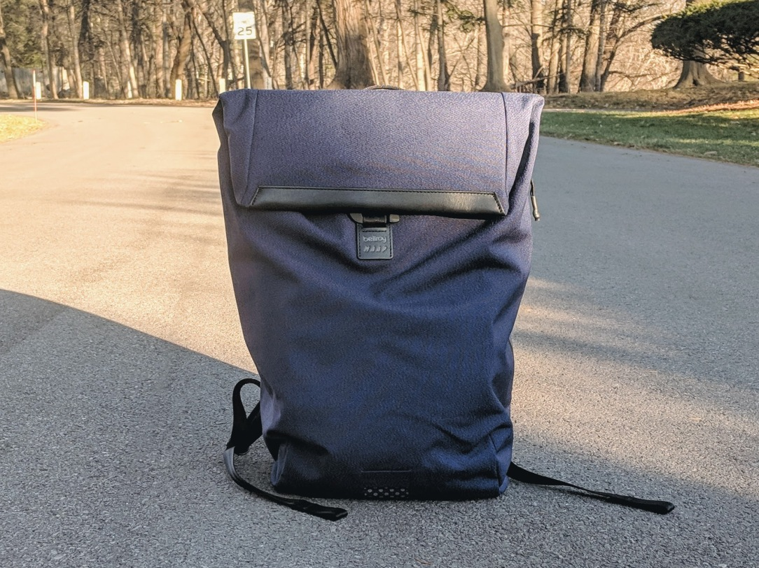 Bellroy x Maap Shift backpack review