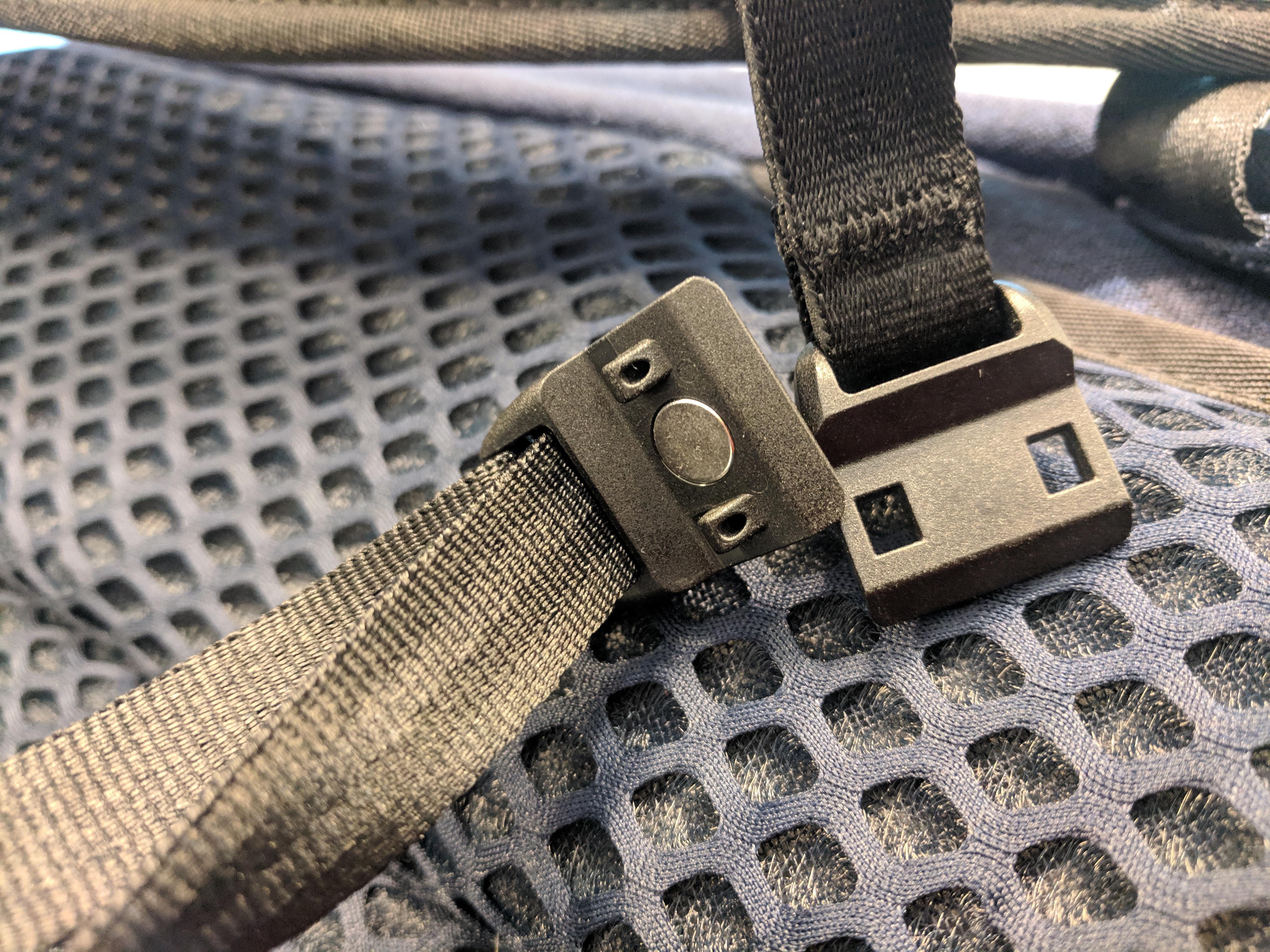 bellroy maap shift sternum strap