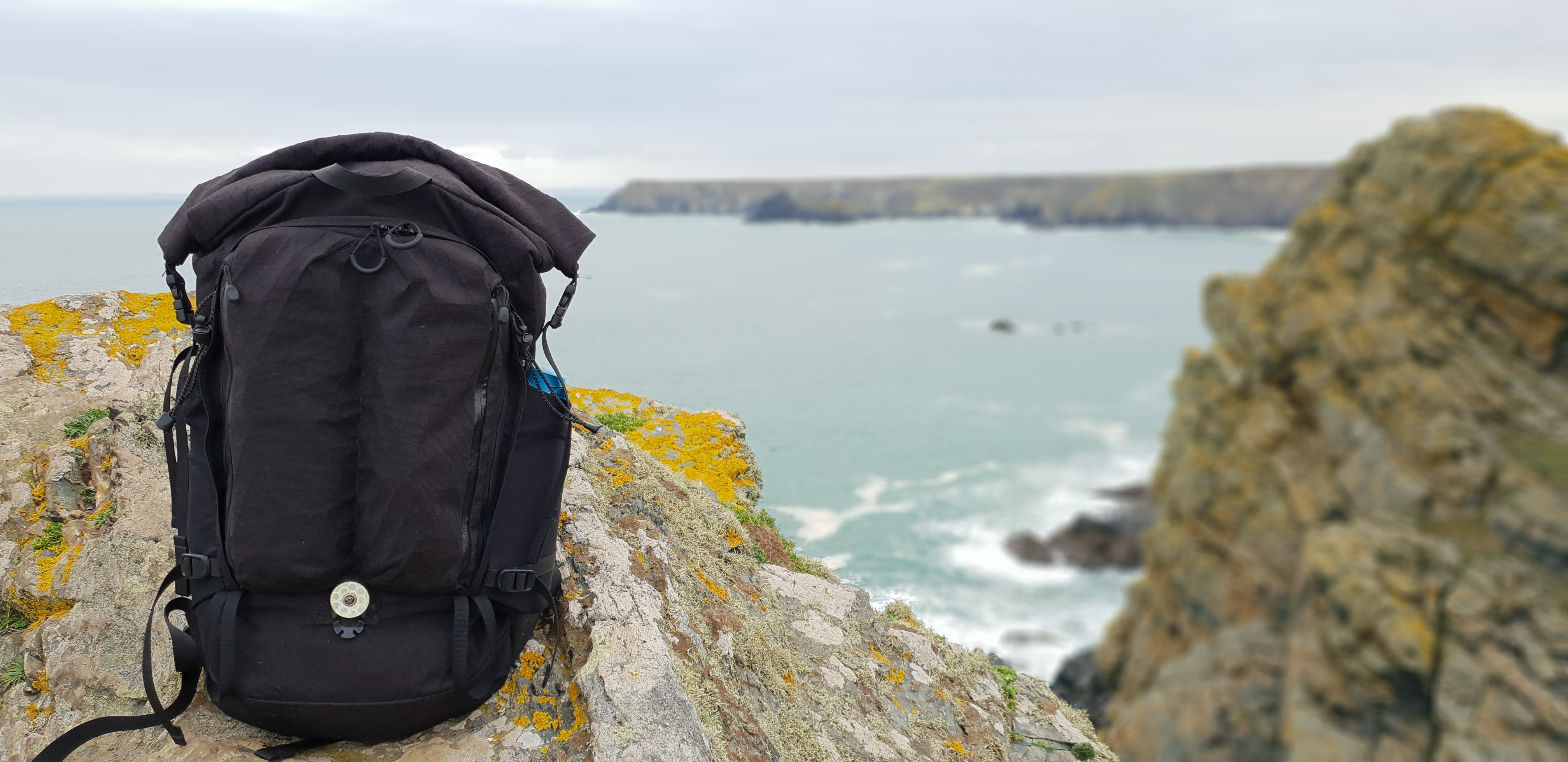 Remote Equipment Alpha 31 backpack designer interview outdoors review