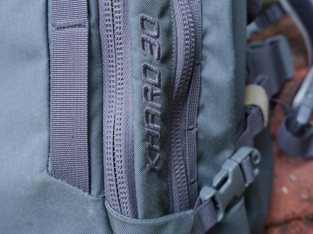 Assault Pack 30 Khard 30 review lower bag