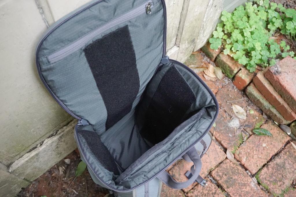 Assault Pack 30 Khard 30 review internal view