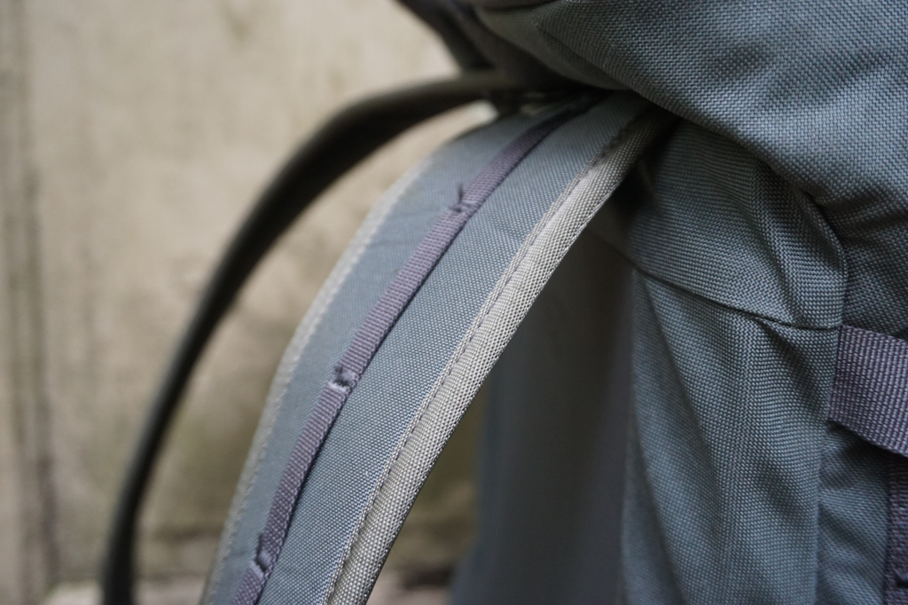 Assault Pack 30 Khard 30 review straps