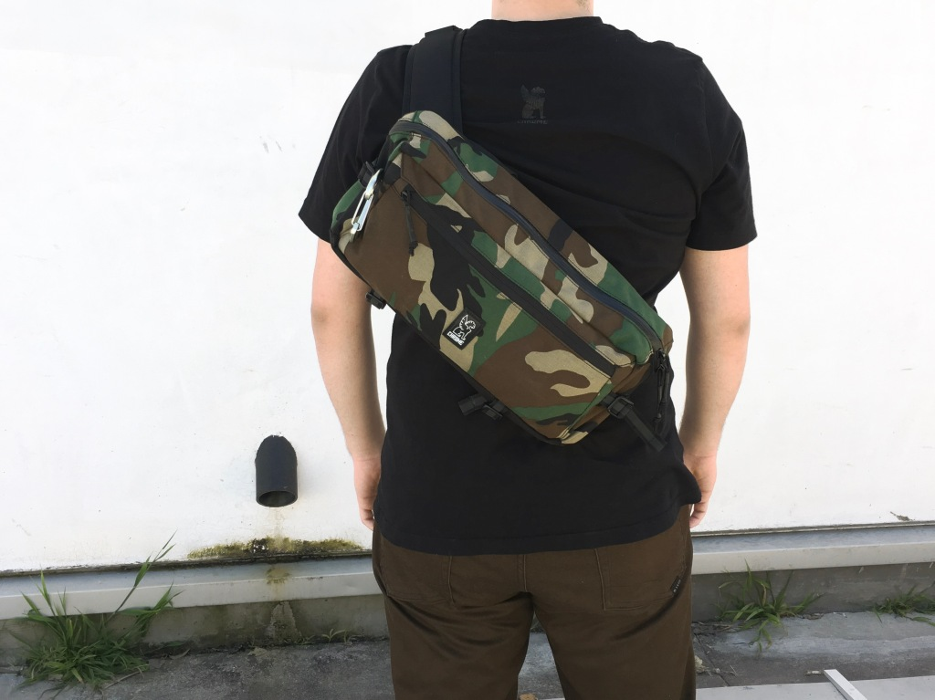 chrome industries kadet review on body