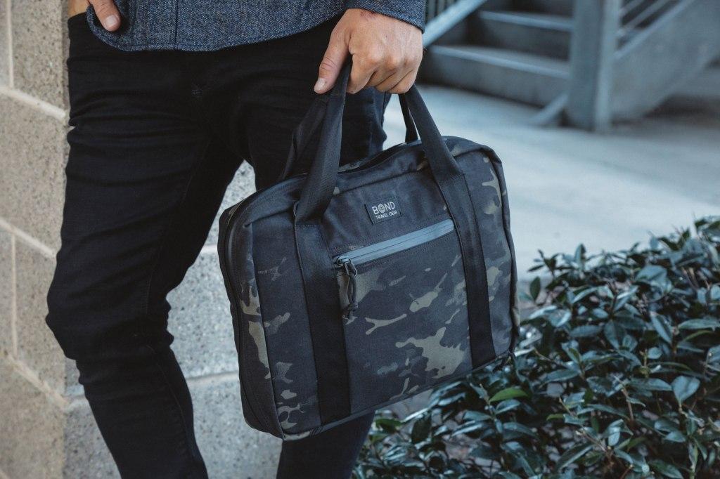 Bond Travel Gear Q&A attache 13 carrying