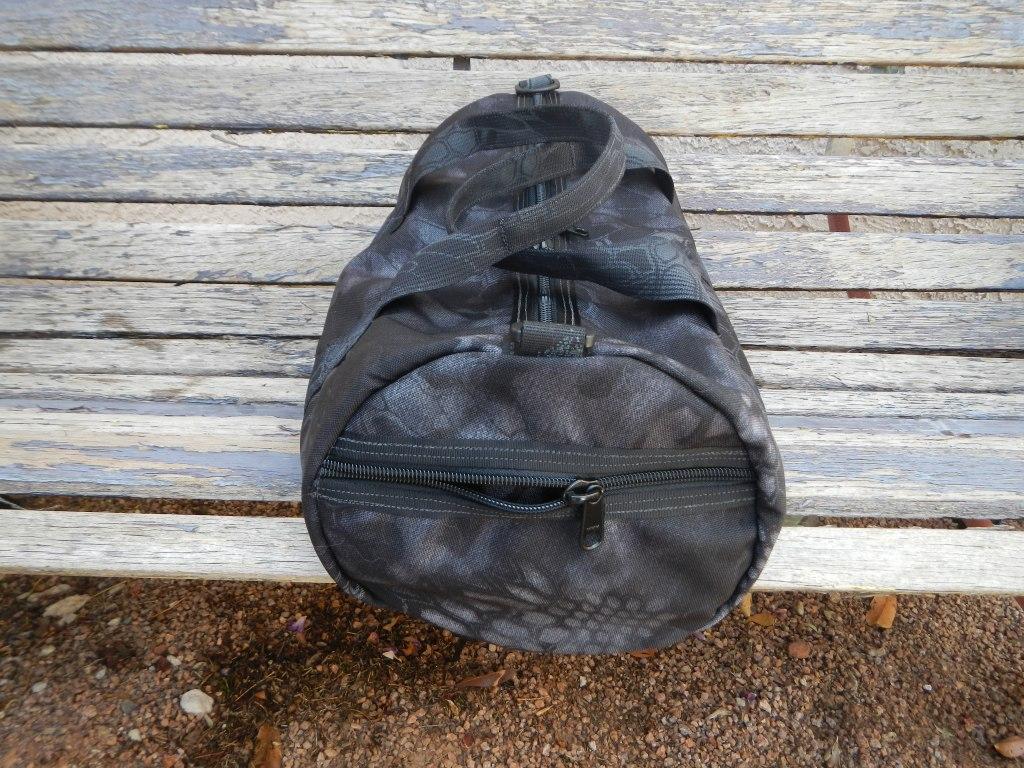 Provision Handmade Gear duffel