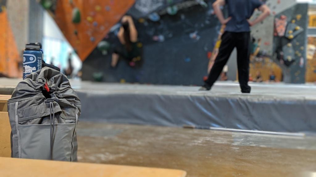 EVERGOODS MQD24 rock climbing gym
