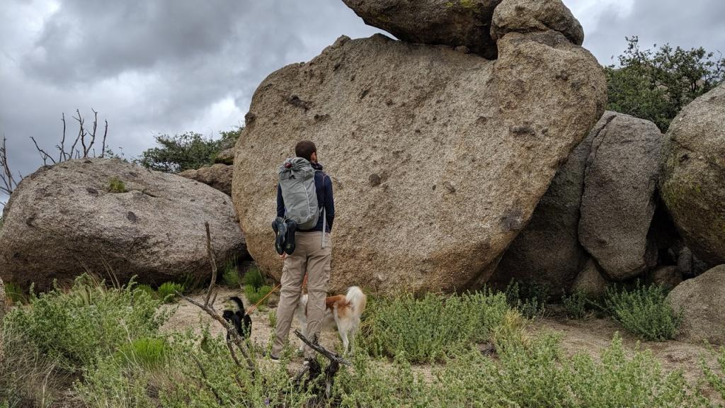 EVERGOODS MQD24 hiking