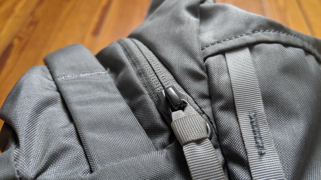 EVERGOODS MQD24 zippers