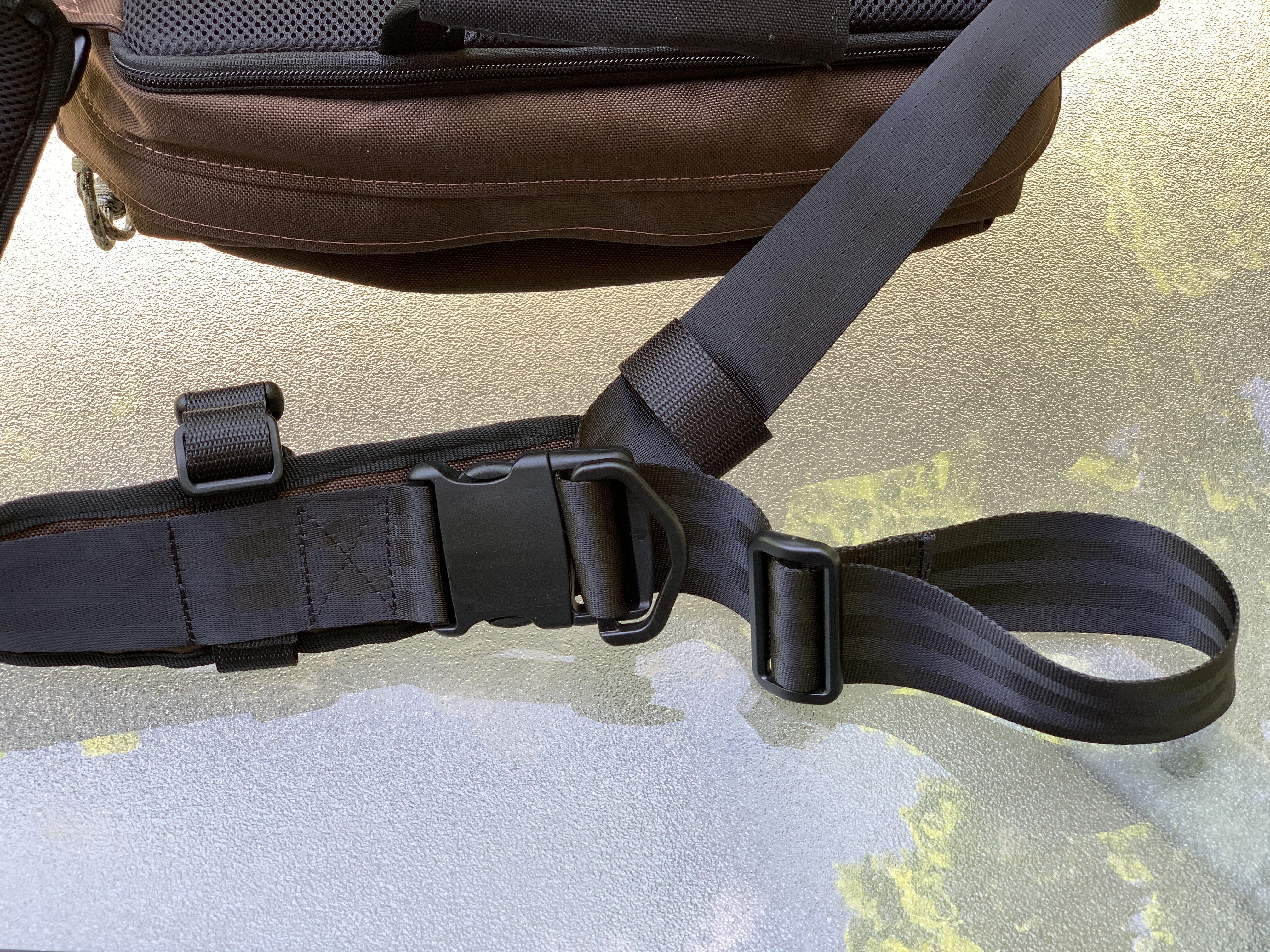 Greenroom136 Metromonger Review adjustable strap