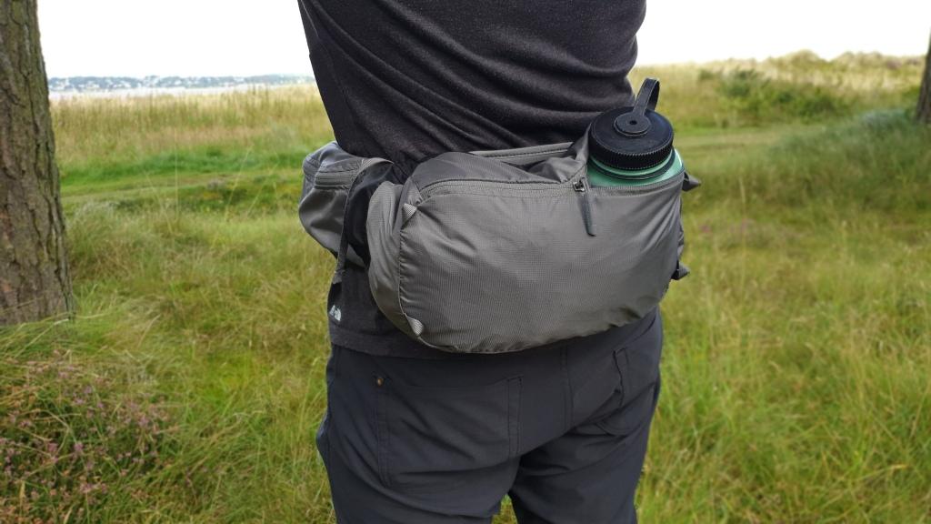 Massdrop X Granite Gear Crown2 backpack review floating lid waist pack detached nalgene bottle