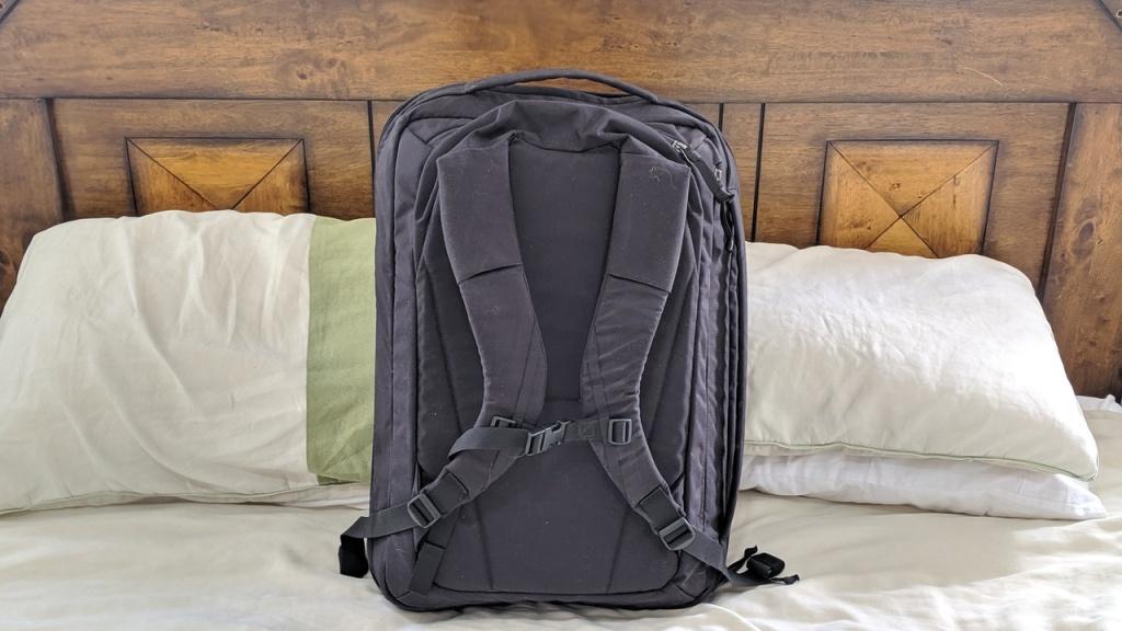 EVERGOODS CTB40 shoulder straps