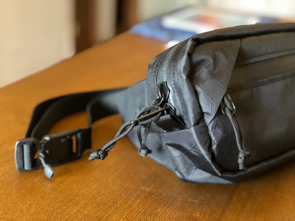 934 Bagworks Fanny Pack side view