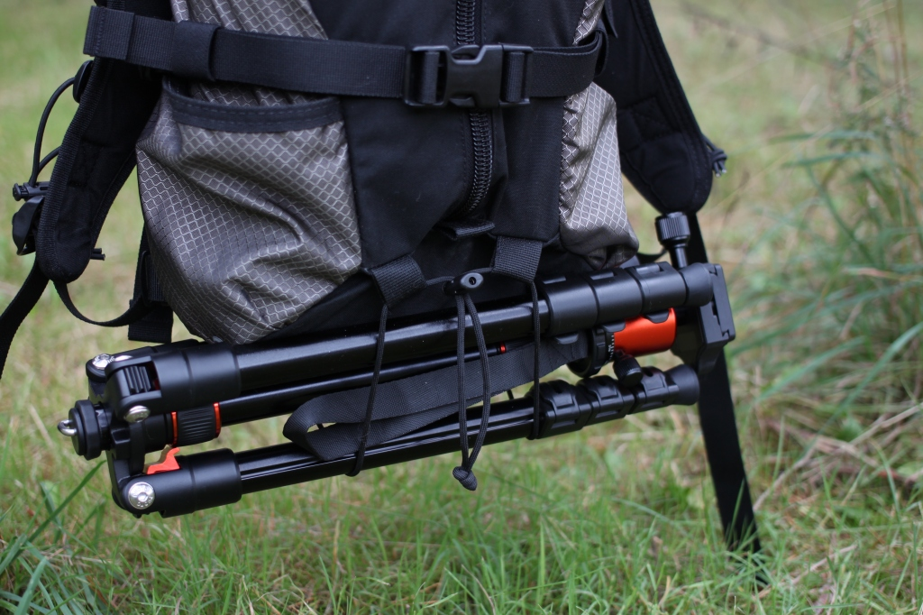 Hill People Gear Tarahumara Review bottom of bag lashing cord