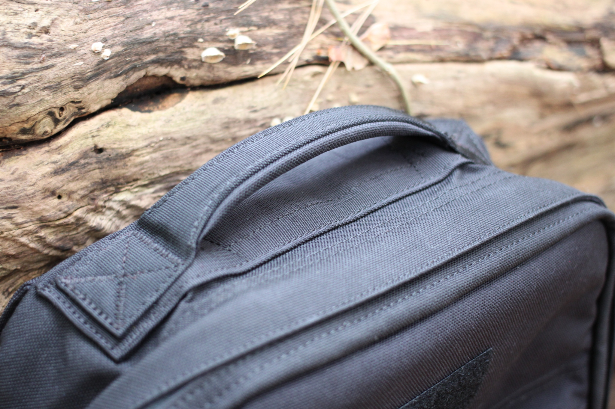 goruck gr1 review top handle padded