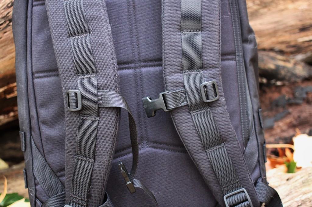 goruck gr1 review no sternum strap