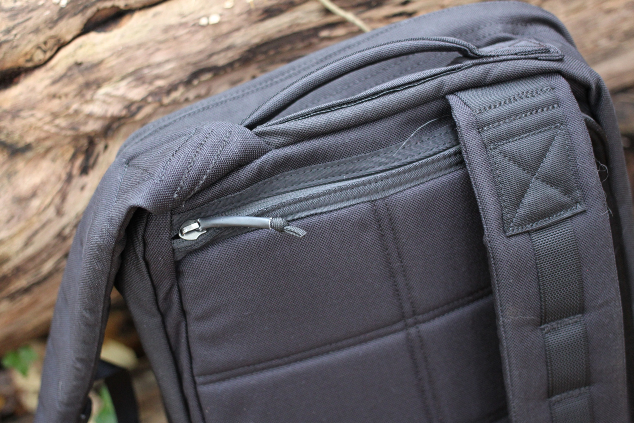 goruck gr1 review laptop compartment sleeve