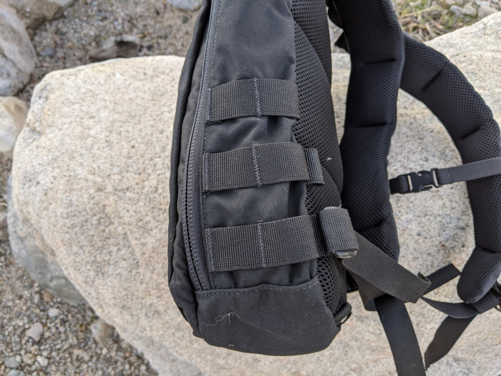 Duo Hoplite MPC Eclipse Review side mount pals molle