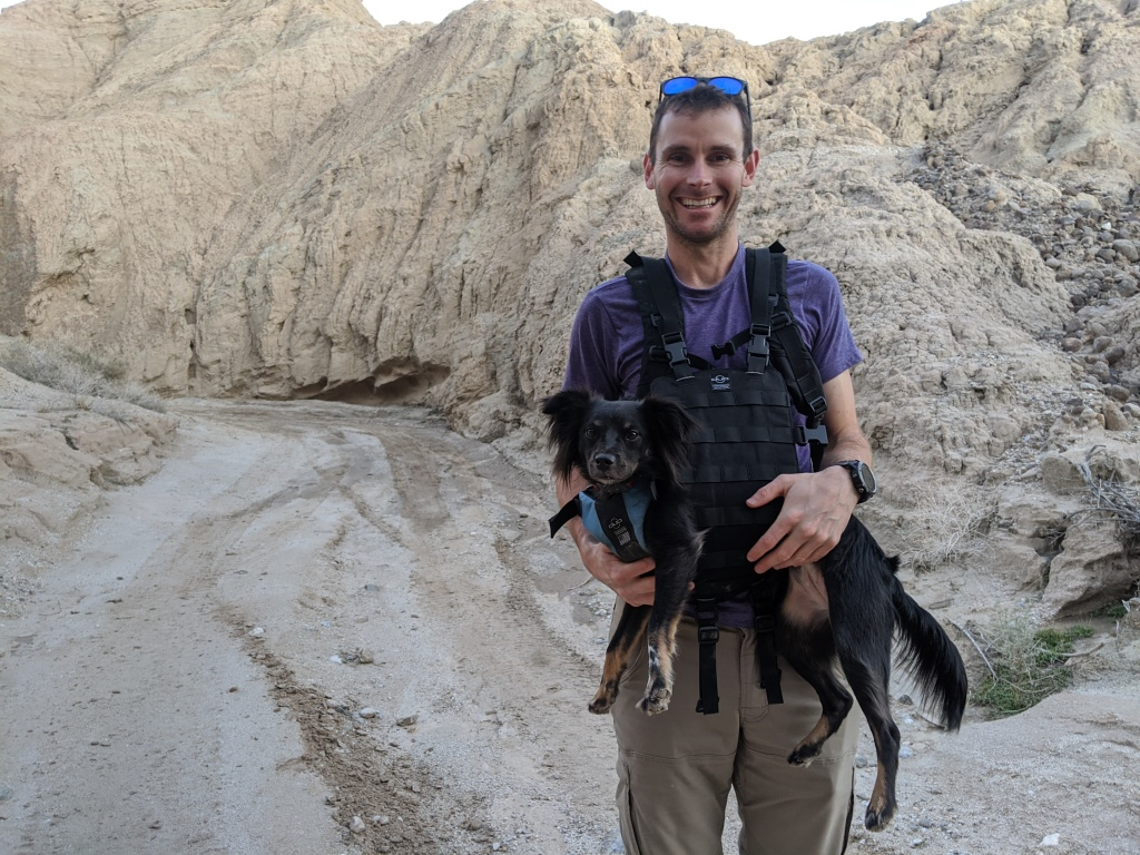 Duo Hoplite MPC Eclipse Review dog rescue